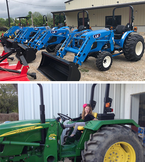 Knox Tractor | Tomball, TX | New & Used Tractors & Equipment